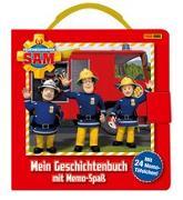 Cover-Bild zu Endeman, Julia: Feuerwehrmann Sam: Mein Geschichtenbuch mit Memo-Spaß