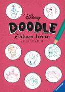 Cover-Bild zu The Walt Disney Company (Illustr.): Disney Doodle - zeichnen lernen: Schritt für Schritt