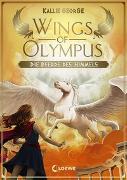 Cover-Bild zu George, Kallie: Wings of Olympus - Die Pferde des Himmels