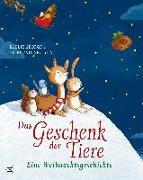 Cover-Bild zu George, Kallie: Das Geschenk der Tiere - Eine Weihnachtsgeschichte