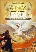 Cover-Bild zu George, Kallie: Wings of Olympus - Die Pferde des Himmels (eBook)