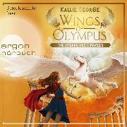Cover-Bild zu George, Kallie: Wings of Olympus - Die Pferde des Himmels (Ungekürzte Lesung mit Musik) (Audio Download)