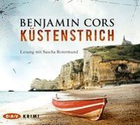 Cover-Bild zu Cors, Benjamin: Küstenstrich (6 CDs)