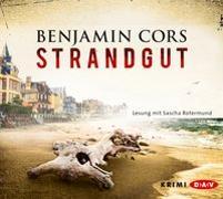 Cover-Bild zu Cors, Benjamin: Strandgut