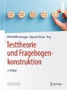 Cover-Bild zu Testtheorie und Fragebogenkonstruktion (eBook) von Moosbrugger, Helfried (Hrsg.)