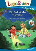Cover-Bild zu Linke, Dorit: Leselöwen 2. Klasse - Ein Fall für die Tierretter