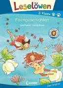 Cover-Bild zu Petrick, Nina: Leselöwen 2. Klasse - Feengeschichten