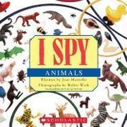 Cover-Bild zu Marzollo, Jean: I Spy Animals