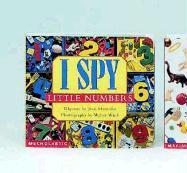 Cover-Bild zu Marzollo, Jean: I Spy Little Numbers