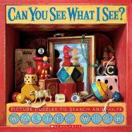 Cover-Bild zu Wick, Walter: Can You See What I See?: Picture Puzzles to Search and Solve