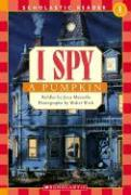 Cover-Bild zu Marzollo, Jean: I Spy a Pumpkin
