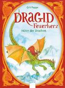 Cover-Bild zu Poppe, Grit: Dragid Feuerherz (1). Hüter der Drachen