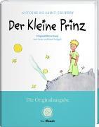 Cover-Bild zu de Saint -Exupèry, Antoine: Der Kleine Prinz. Die Originalausgabe