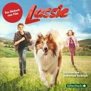 Cover-Bild zu Stichler, Mark: Lassie - Eine abenteuerliche Reise