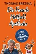 Cover-Bild zu Brezina, Thomas: Die Freude Notfall Apotheke (eBook)