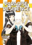 Cover-Bild zu Fujishima, Kosuke: Paradise Residence, Volume 3