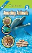 Cover-Bild zu Royce, Brenda Scott: Smithsonian Readers: Amazing Animals Level 2