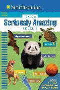 Cover-Bild zu Scott-Royce, Brenda: Smithsonian Readers: Seriously Amazing Level 2