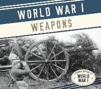 Cover-Bild zu Oachs, Emily Rose: World War I Weapons