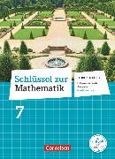 Cover-Bild zu Schlüssel zur Mathematik, Differenzierende Ausgabe Niedersachsen, 7. Schuljahr, Schülerbuch - Lehrerfassung von Hecht, Wolfgang