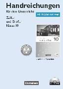 Cover-Bild zu Zahlen und Größen, Nordrhein-Westfalen Kernlehrpläne - Ausgabe 2013, 10. Schuljahr - Grund- und Erweiterungskurs, Handreichungen für den Unterricht, Mit Kopiervorlagen und Dokumenten-CD-ROM