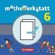 Cover-Bild zu Mathewerkstatt, Mittlerer Schulabschluss - Allgemeine Ausgabe, 6. Schuljahr, Schülerbuch mit Materialblock, 40235-9 und 40236-6 im Paket