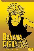 Cover-Bild zu Akimi Yoshida: Banana Fish, Vol. 5
