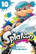 Cover-Bild zu Sankichi Hinodeya: Splatoon, Vol. 10