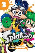 Cover-Bild zu Sankichi Hinodeya: Splatoon, Vol. 3