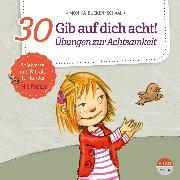 Cover-Bild zu Gib auf dich acht! (Audio Download) von Bücken-Schaal, Monika