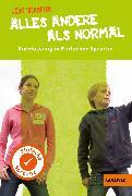 Cover-Bild zu Isermeyer, Jörg: Kurzfassung in Einfacher Sprache. Alles andere als normal