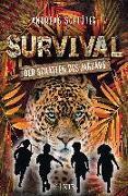 Cover-Bild zu Schlüter, Andreas: Survival - Der Schatten des Jaguars