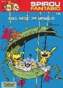 Cover-Bild zu Franquin, André: Das Nest im Urwald