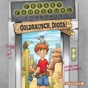 Cover-Bild zu Tielmann, Christian: Goldrausch, Digga!