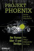 Cover-Bild zu Phoenix-Projekt von Kim, Gene
