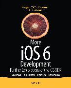 Cover-Bild zu More iOS 6 Development (eBook) von Horovitz, Alex