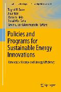 Cover-Bild zu Policies and Programs for Sustainable Energy Innovations (eBook) von Daim, Tugrul U. (Hrsg.)