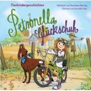 Cover-Bild zu Flechsig, Dorothea: Petronella Gluckschuh - Tierkindergeschichten