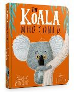 Cover-Bild zu Bright, Rachel: The Koala Who Could Board Book