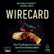 Cover-Bild zu Meck, Georg: Wirecard: Das Psychogramm eines Jahrhundertskandals - Das Hörbuch zum Doku-Drama auf TV Now (Audio Download)