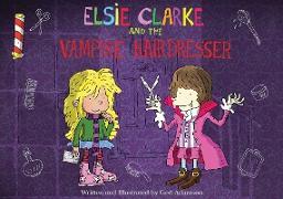 Cover-Bild zu Adamson, Ged: Elsie Clarke and the Vampire Hairdresser (eBook)