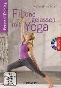 Cover-Bild zu Fühler, Hannah: Fit und gelassen mit Yoga + DVD