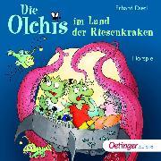 Cover-Bild zu Dietl, Erhard: Die Olchis im Land der Riesenkraken (Audio Download)