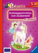 Cover-Bild zu THILO: Erstlesegeschichten vom Zauberwald - Leserabe 1. Klasse - Erstlesebuch für Kinder ab 6 Jahren