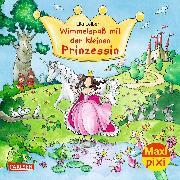 Cover-Bild zu Leiber, Lila L.: Maxi Pixi 284: VE 5 Wimmelspaß mit der kleinen Prinzessin (5 Exemplare)