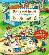 Cover-Bild zu Loewe Meine allerersten Bücher (Hrsg.): Suche und finde! - Im Kindergarten