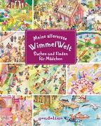 Cover-Bild zu gondolino Wimmelbücher (Hrsg.): Meine allererste WimmelWelt - Suchen und finden für Mädchen