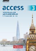 Cover-Bild zu English G Access, Allgemeine Ausgabe, Band 3: 7. Schuljahr, Vorschläge zur Leistungsmessung, Für Klassenarbeiten und Tests, CD-Extra, CD-ROM und CD auf einem Datenträger