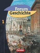 Cover-Bild zu Forum Geschichte, Allgemeine Ausgabe, Band 1, Von der Urgeschichte bis zum Ende des Römischen Reiches, Schülerbuch von Bente, Markus