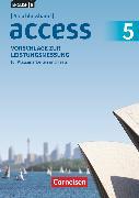 Cover-Bild zu English G Access, Allgemeine Ausgabe, Abschlussband 5: 9. Schuljahr, Vorschläge zur Leistungsmessung, Für Klassenarbeiten und Tests, CD-Extra, CD-ROM und CD auf einem Datenträger